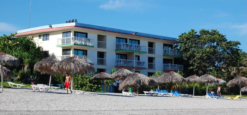 Hotel Club Amigo Club Tropical Budget 3 Star Hotel In Varadero